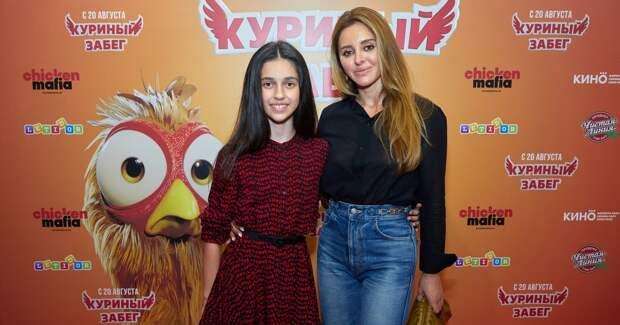 Дочь Реввы, Такшина, Борщева: звезды на премьере мультфильма