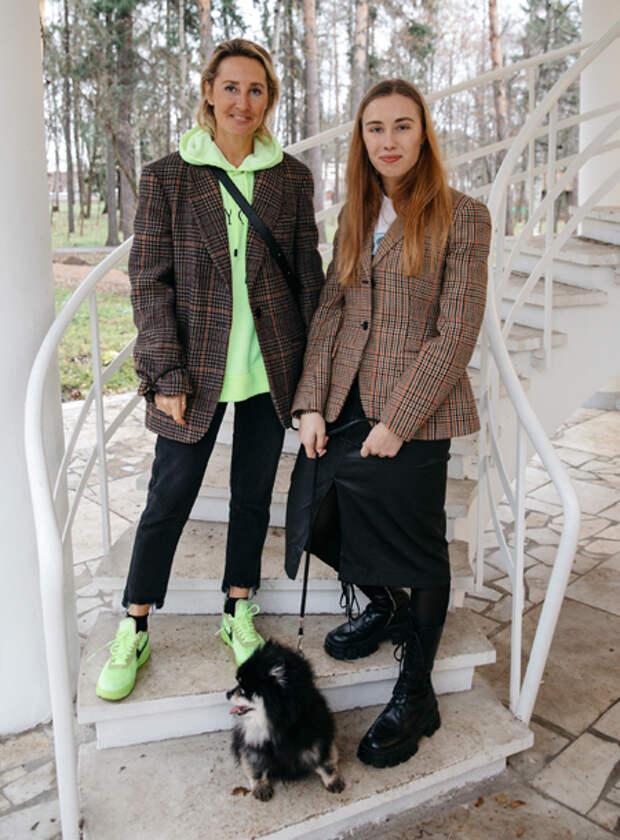 Надежда Оболенцева, Софья Капкова и другие на литературных чтениях в Переделкино