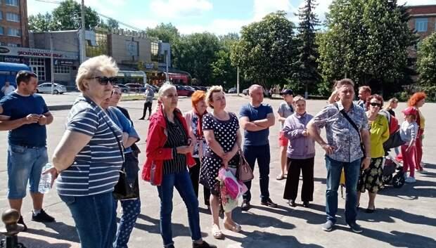 В Подольске создадут инициативную группу для решения проблем расселения ветхого жилья