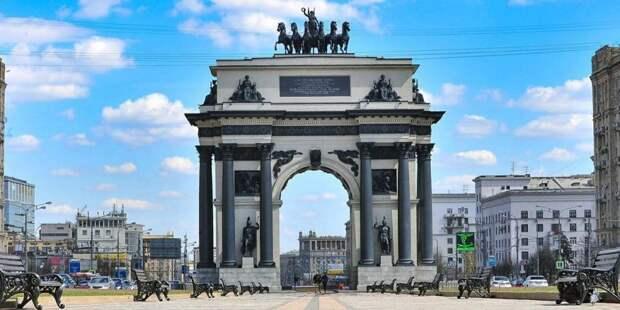 Собянин отложил введение пропускного режима в Москве Фото: mos.ru