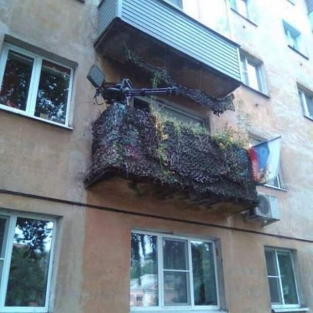 И немного украшательства балконы, крутость. архитектура, строительство, фасад