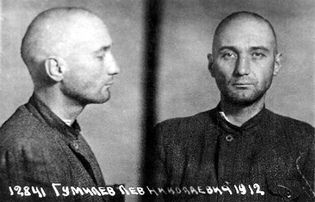 Фото из следственного дела, 1949 год