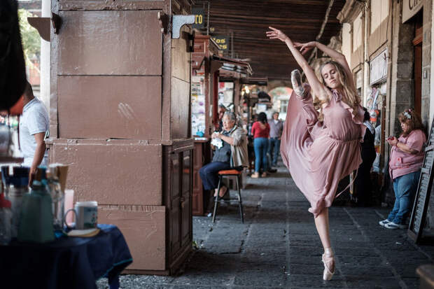 Омар З. Роблес фотографирует танец-16