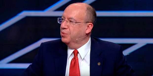 Кацман заявил о «скатывании» Украины на уровень КНДР