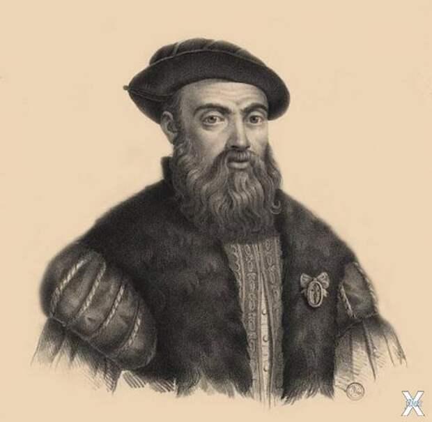 Фернан Магальяйнш, более известный всем как Магеллан