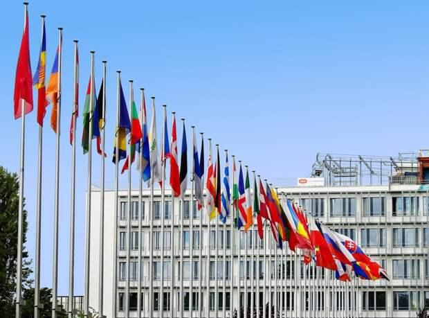 Украина, Грузия и Молдавия потребовали от ЕС интеграции