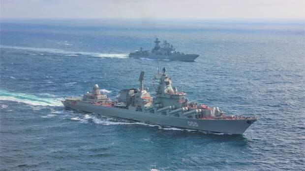 Почему на Украине опасаются высадки морского десанта России в Одессе