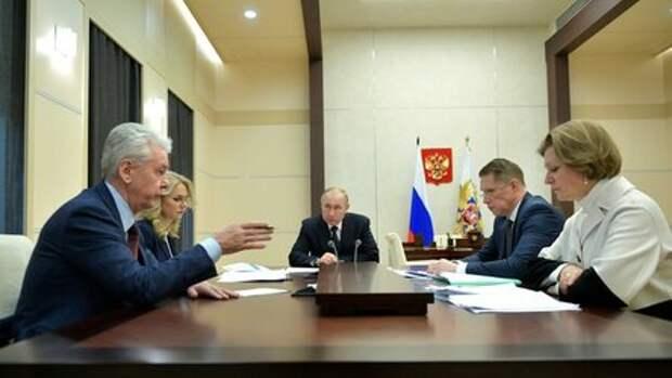 Бунт на корабле? Собянин - диссидент, бросивший вызов самому Путину - The Financial Times