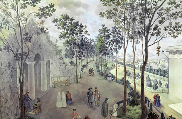 пятигорск XIX век