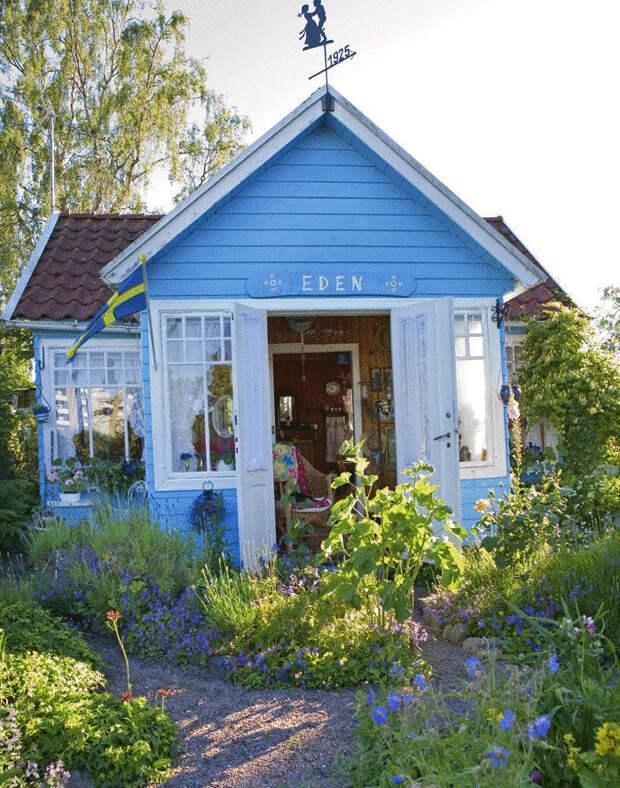 Швеция: 25 лет в ожидании дачного рабства