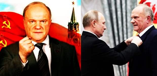 «Ошалели от грязной навальнятины»: как Зюганов грозился «поднять страну» из-за задержания Бондаренко