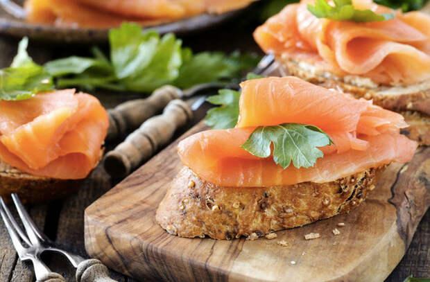 10 идей закусок для праздничного стола