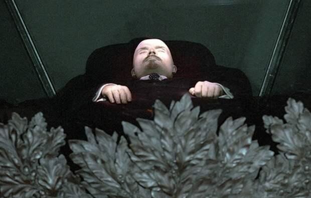 Мошенничество : имитация Мавзолея им. Ленина на съемной квартире в Чертаново