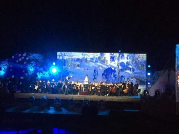 «Опера в Херсонесе» завораживает
