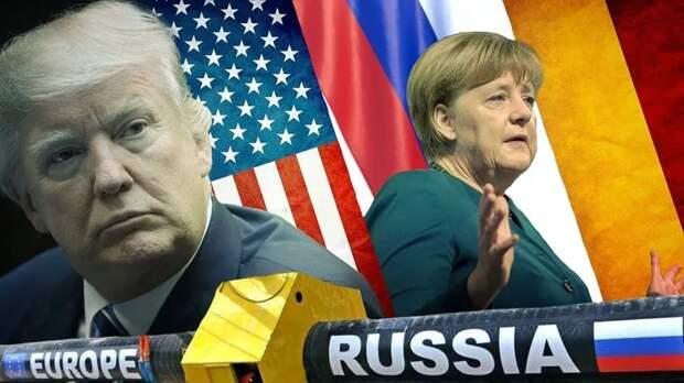 В Германии прокомментировали угрозы США по введению санкций против СП-2