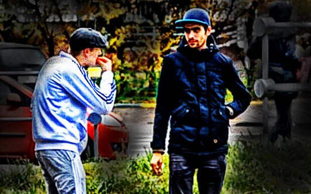 3 фразы, с которыми чаще всего пристают гопники на улице. Что они значат и как отвечать, чтобы не было драки