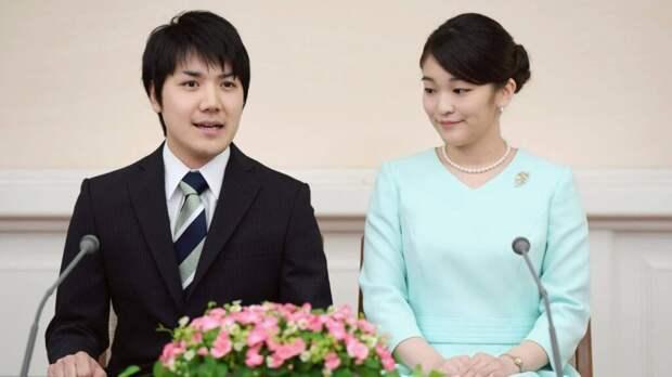 Японская принцесса лишится богатства ради брака с незнатным любимым