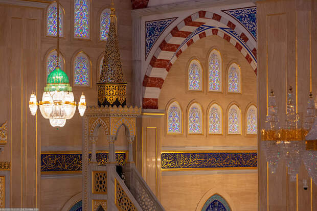 Экскурсия в мечеть «Сердце Чечни» в Грозном
