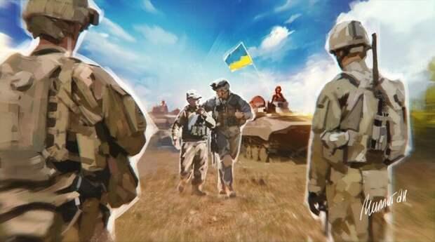 «Им это не поможет»: в ДНР ответили на строительство Украиной баз НАТО в Донбассе