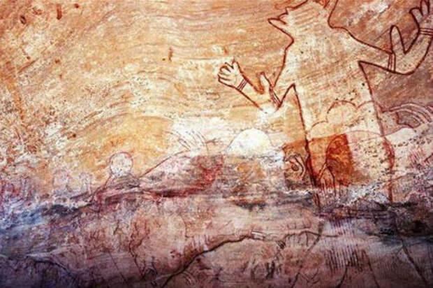 Тайны фресок из Тассилин-Адджера