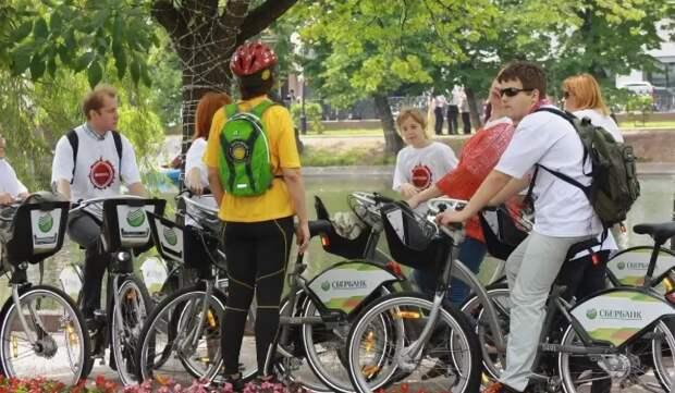 Велоэкскурсия пройдет в парке «Кузьминки-Люблино»