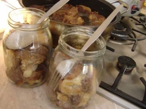 Вот как сохранить свинину свежей без заморозки. Секретный метод моей бабушки