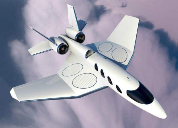Африканцы создадут деловой самолет с вертикальными взлетом и посадкой
