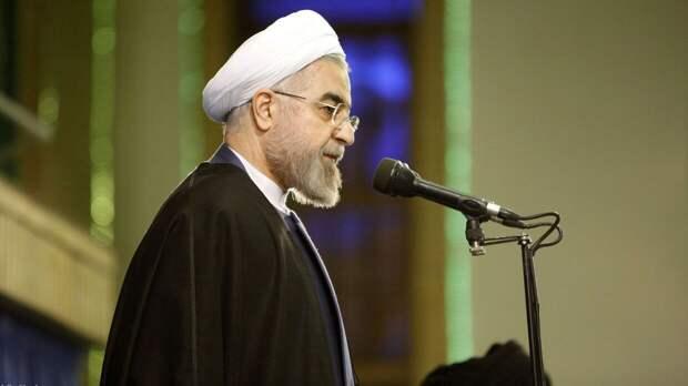 Роухани заявил, что Иран не заинтересован в разработке ядерного оружия