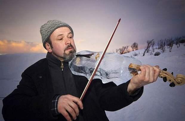 Музыка льда: уникальный фестиваль в Норвегии