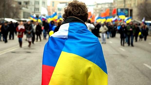 Украина уже готова присягнуть на верность России