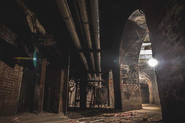 Древние кварталы Москвы. Ставшие подземными
