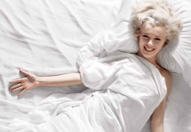 В постели с Мэрилин Монро