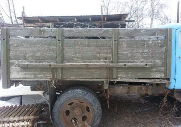 Сам же кузов взяли от ГАЗ-53 и распили, далее восстановили комплектующие и уже началась сборка на ГАЗ-63. ГАЗ-63, авто, автомобили, восстановление, газ, грузовик, реставрация