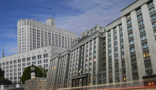 Володин и Григоренко обсудили взаимодействие Думы и правительства
