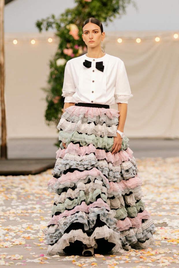 Chanel Couture весна-лето 2021
