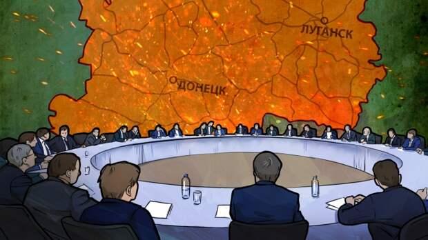 Тайна украинского кейса: что будет с Донбассом после саммита РФ – США