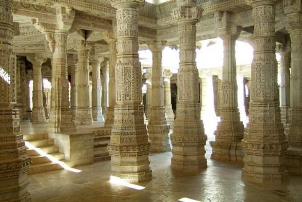 Ранакпур, Индия путешествия, факты, фото