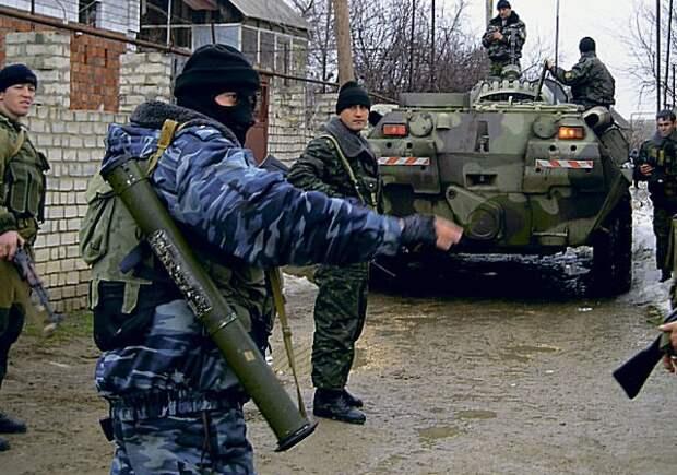 Наступление украинских войск на Донецкую народную республику продолжается с новой силой