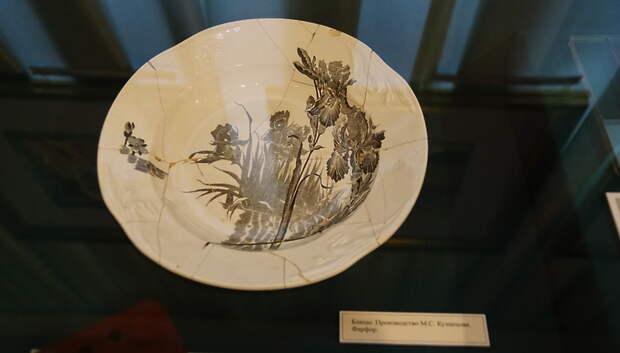 В музее‑заповеднике Подольска открылась выставка археологических находок