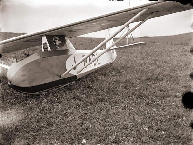 J-BADL Japanese Glider - 1930s