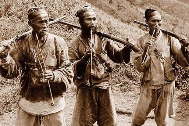 Хунхузы: китайская мафия, захватившая Дальний Восток Российской империи