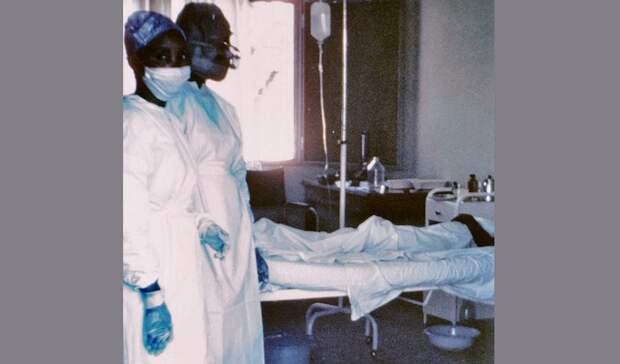 Минздрав предложил обязательную вакцинацию от Эболы для выезжающих в Африку