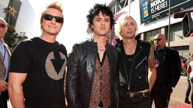 4. Green Day — American Idiot кома, музыка, факты