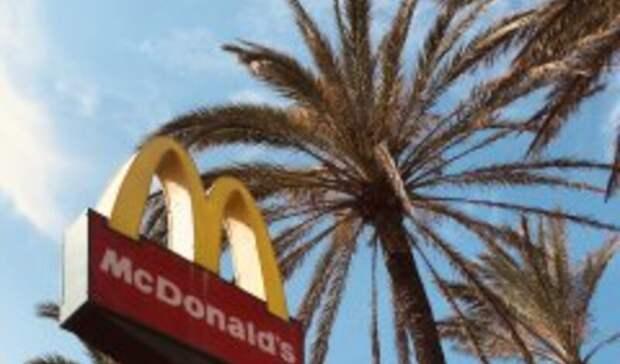 РЭО: Вновых ресторанах «Макдоналдс» будет введена система раздельного сбора отходов