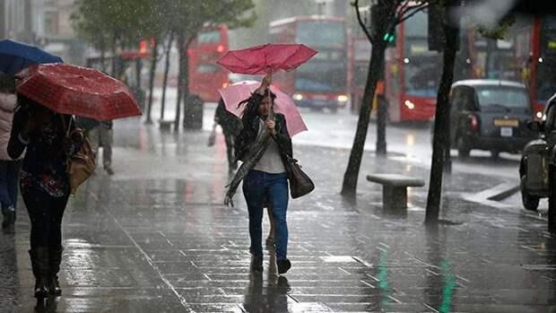 Погода дрянь. Постоянный ветер. Прогноз погоды вообще не когда не угадывает погоду, по этому планировать выходные не возможно.  иммиграция, путешевствие, факты