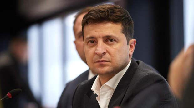 Украинцы высмеяли Зеленского за слова об успехах страны в космосе