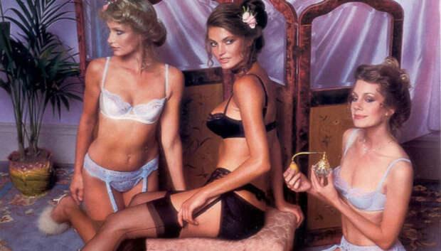 Каталог Victoria's Secret 1979года