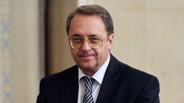 Заместитель главы МИД РФ Богданов встретился с послом Египта Насром в Москве