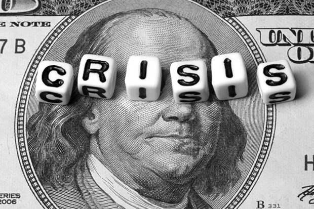США кризис долг