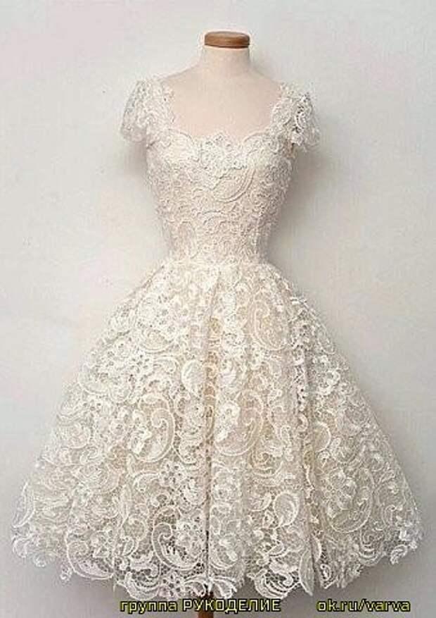 Невероятно красивые винтажные платья!